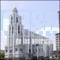 ENTREGAN PREMIO CASA DE LAS AMERICAS2008